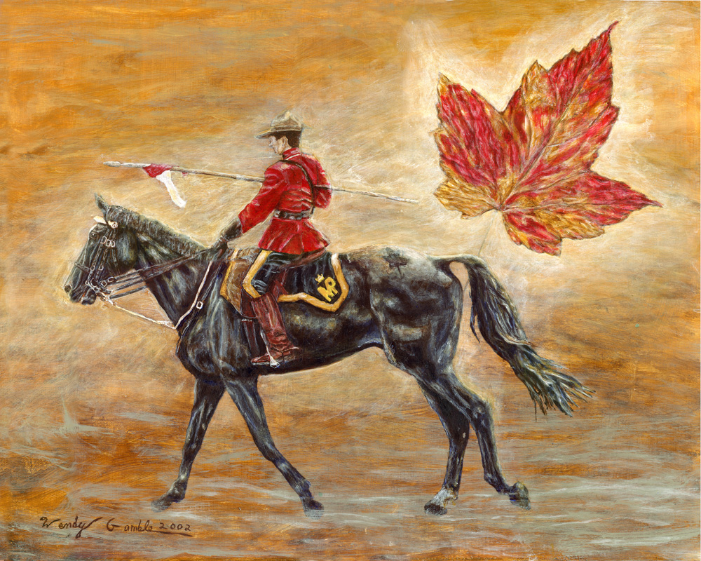 Mounties in Motion 1.